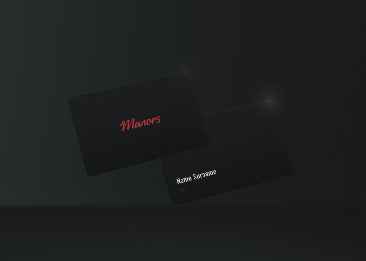 Manors Gift Card