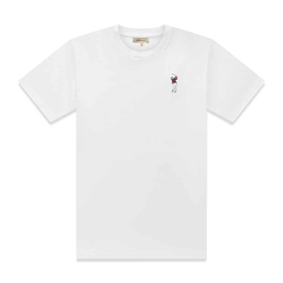 Manors Golf Icon Tee 3 The Shark Norman